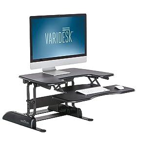 VARIDESK - Height-Adjustable Standing Desk - ProPlus 30