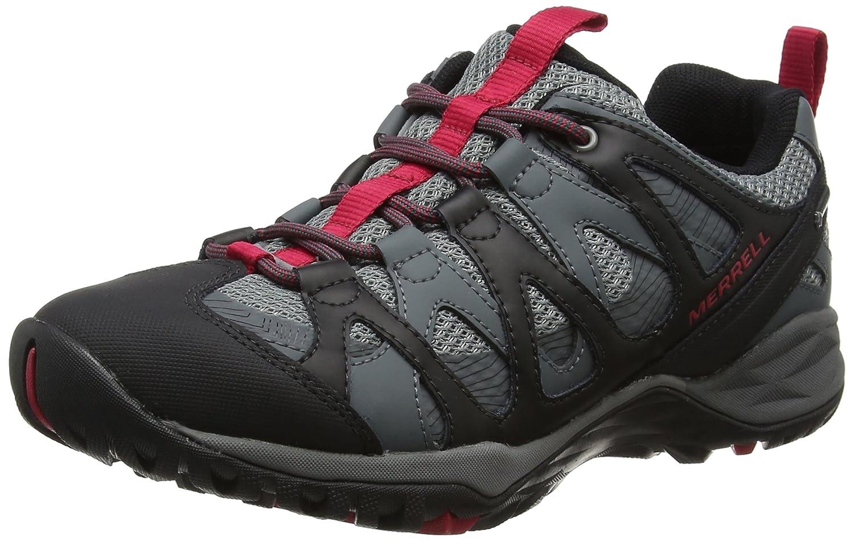 Merrell Siren Hex GTX, Zapatillas de Senderismo para Mujer Gris (Turbulence)