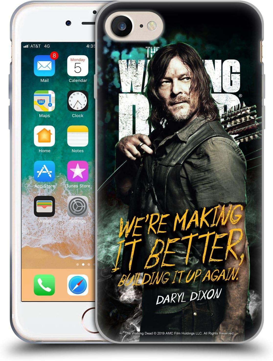 Head Case Designs Offizielle Amc The Walking Dead Daryl Elektronik