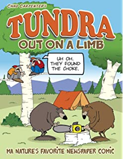 tundra 100 naturally flavored comics chad carpenter