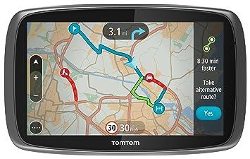 Tomtom Uk Maps TomTom GO 600 UK & Ireland   6