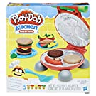 Play-Doh Kitchen Creations Burger Barbecue