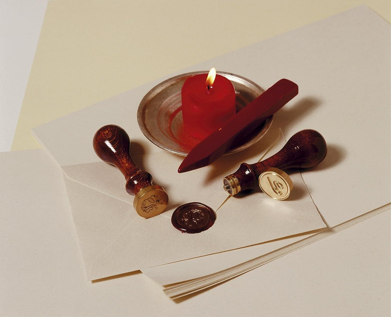 J.Herbin 32220T Siegelwachs Schachtel mit 5 stangen stangen stangen mit dort, rot B003QO158I       Günstige  fbda8c