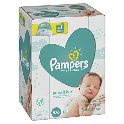 Pampers Sensitive Toallitas