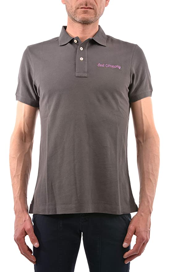 BEST COMPANY Polo UOMO 692043 Primavera/Estate: Amazon.es: Ropa y ...
