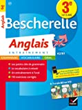 Bescherelle Anglais 3e: cahier de révisions