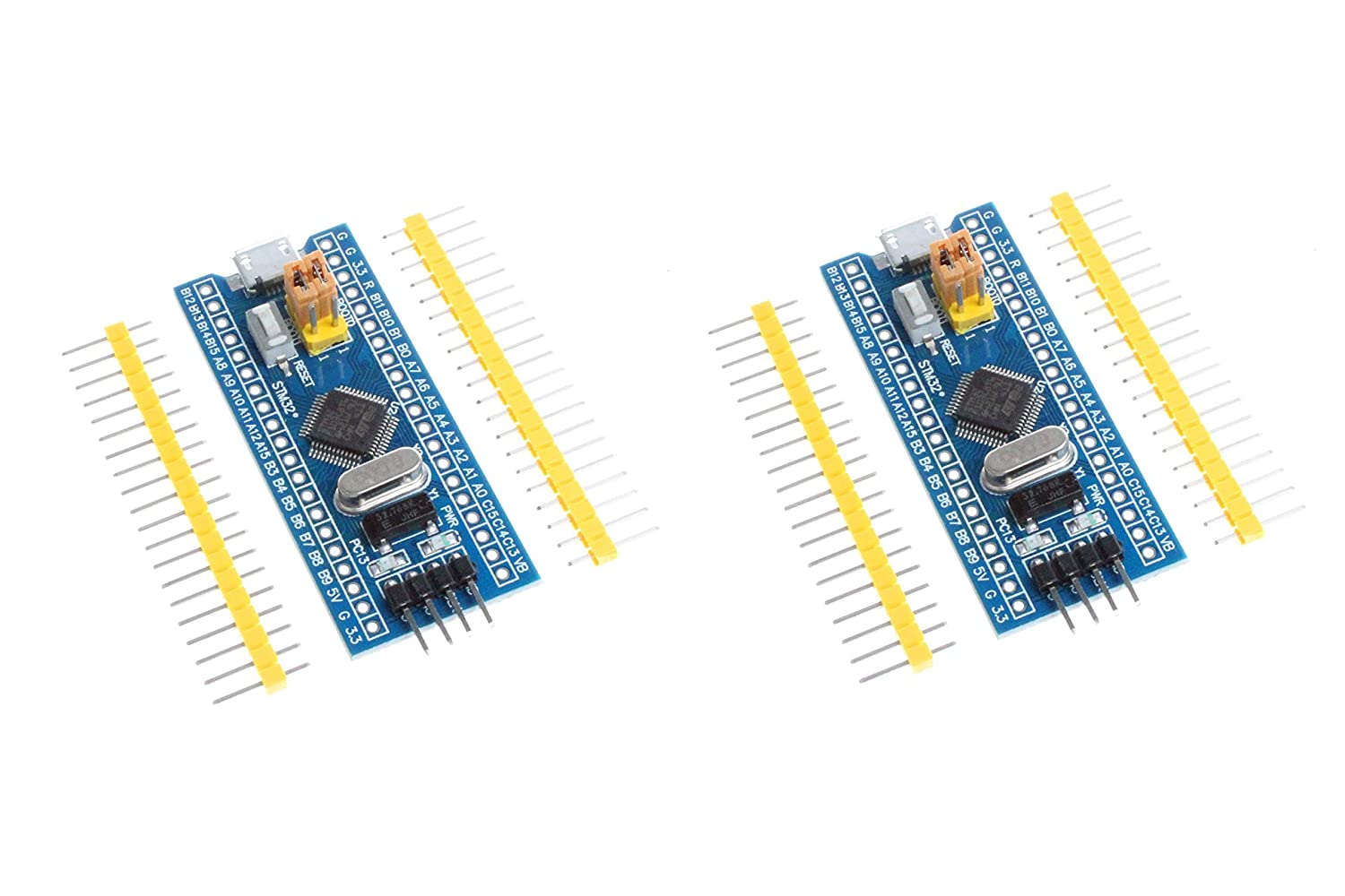 Amazon com: NOYITO STM32F103C8T6 ARM STM32 SWD Minimum
