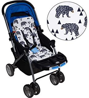 Amazon.com: Janabebé Universal Cover Pushchair Luxury Foam + ...