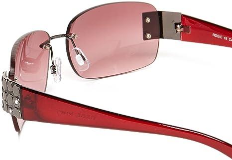 75f8a8dc86 Eyelevel Rosie 2 Rimless Women s Sunglasses Rose One Size  Amazon.co.uk   Clothing