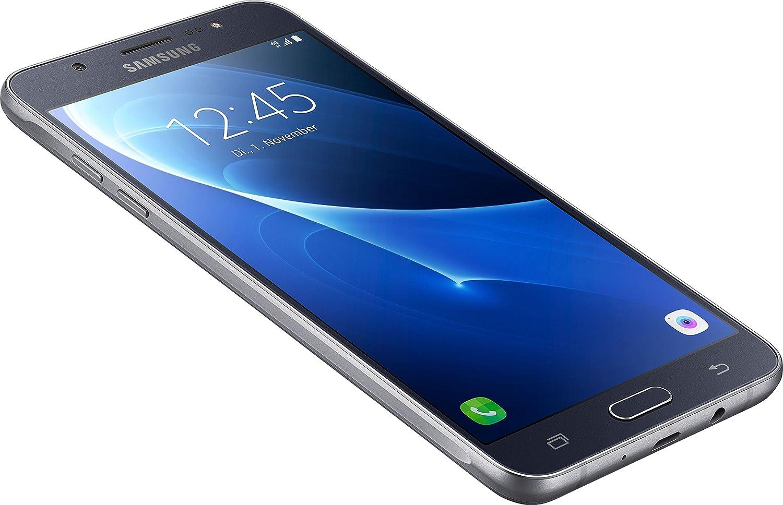 Samsung SM de j710fzkn DBT Galaxy J7 - 2016 Smartphone (5,49 ...