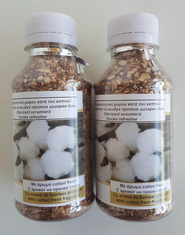 'Ambientador para cenicero Aroma 'Á rbol Ender wollf elé ctrico Refresher –  Elimina humo desde el hogar o oficina –  2 x 30 gr Reed Diffuser