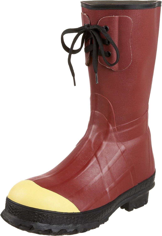 lacrosse boots steel toe