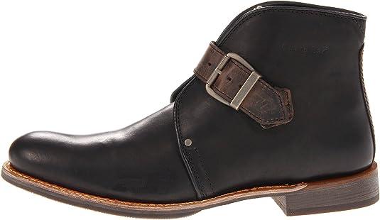 Botines Caterpillar - P715250-C-NEGRO-T-42: Amazon.es: Zapatos y complementos