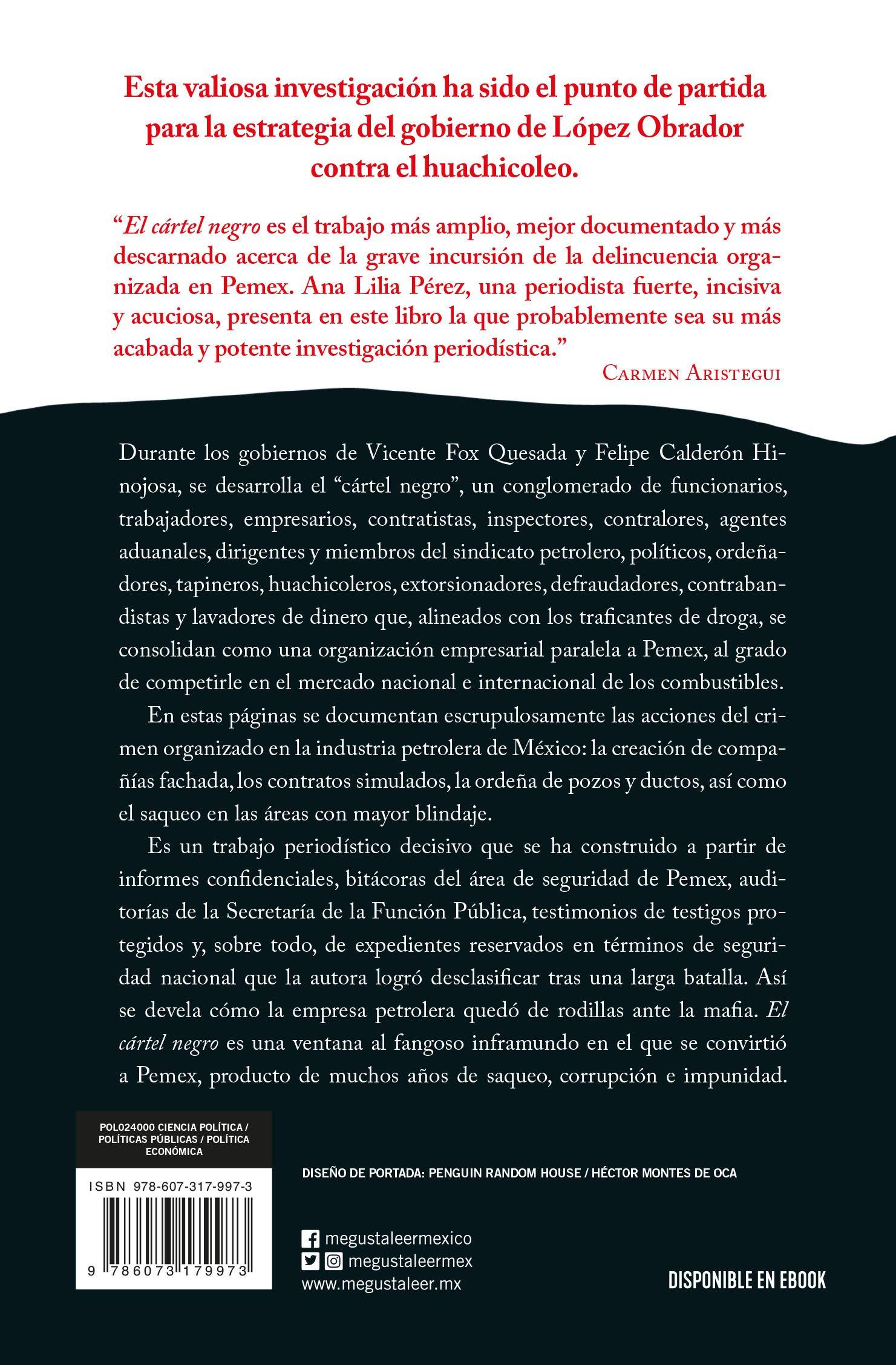 El cártel negro / The Black Cartel (Spanish Edition): Ana ...