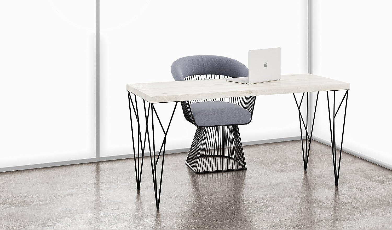 UMBUZÖ Modern Solid Wood Desk