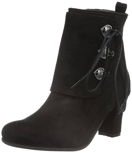 HIRSCHKOGEL Damen 3612711 Kurzschaft  Stiefel  Amazon  Kurzschaft  Schuhe ... 969427
