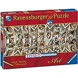 Ravensburger 15062 5 - Volta della Cappella Sistina, Puzzle 1000 Pezzi