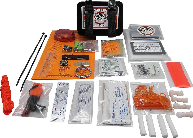 Trekker-513 Vigilant Trails Survival Kit