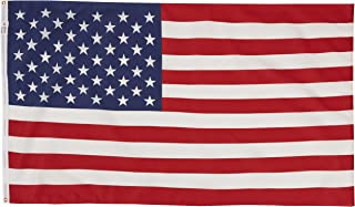 product image for Valley forge Flag USS-1 Polycotton Replacement American Flag