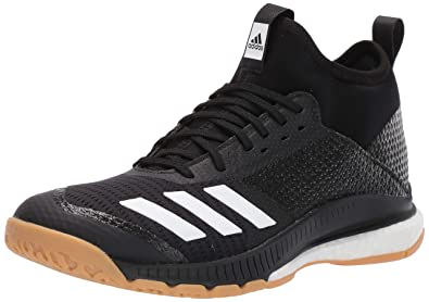 Amazon.com | adidas Women's Crazyflight X 3 Mid Volleyball ...