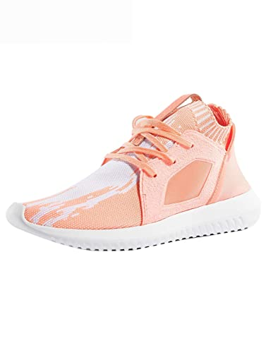 Adidas Originals Damen Schuhe Turnschuhe Tubular Defiant PK W Orange 39 ... Luxus
