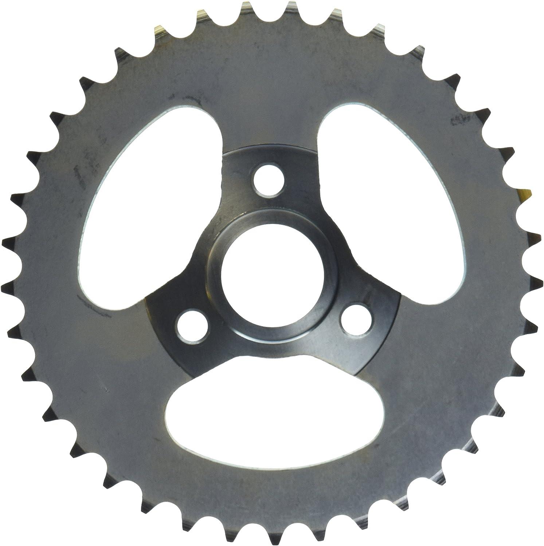 Sunstar 2-100337 37-Teeth 420 Chain Size Rear Steel Sprocket