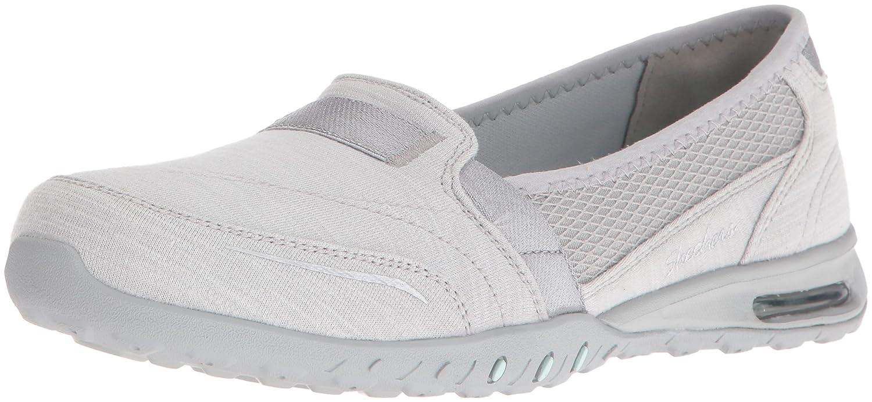 Skechers Sport WomenEasy Air Gold Mine Fashion Sneaker Grey