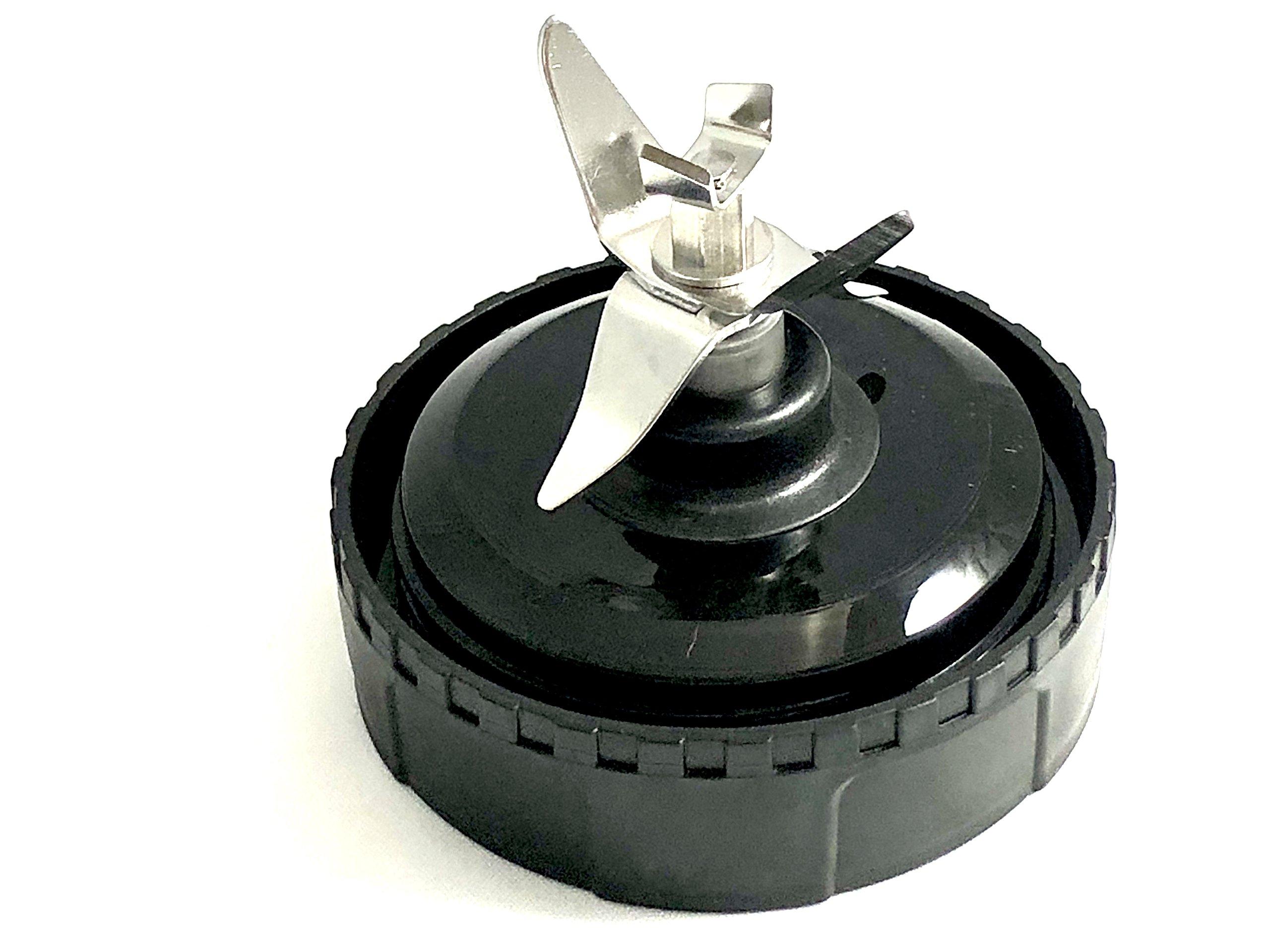 Berucci 6 Fin Stainless Steel Blade for Nutri Ninja Blender BL660 VL770 BL771 BL773CO