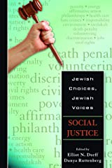 Jewish Choices, Jewish Voices: Social Justice Perfect Paperback