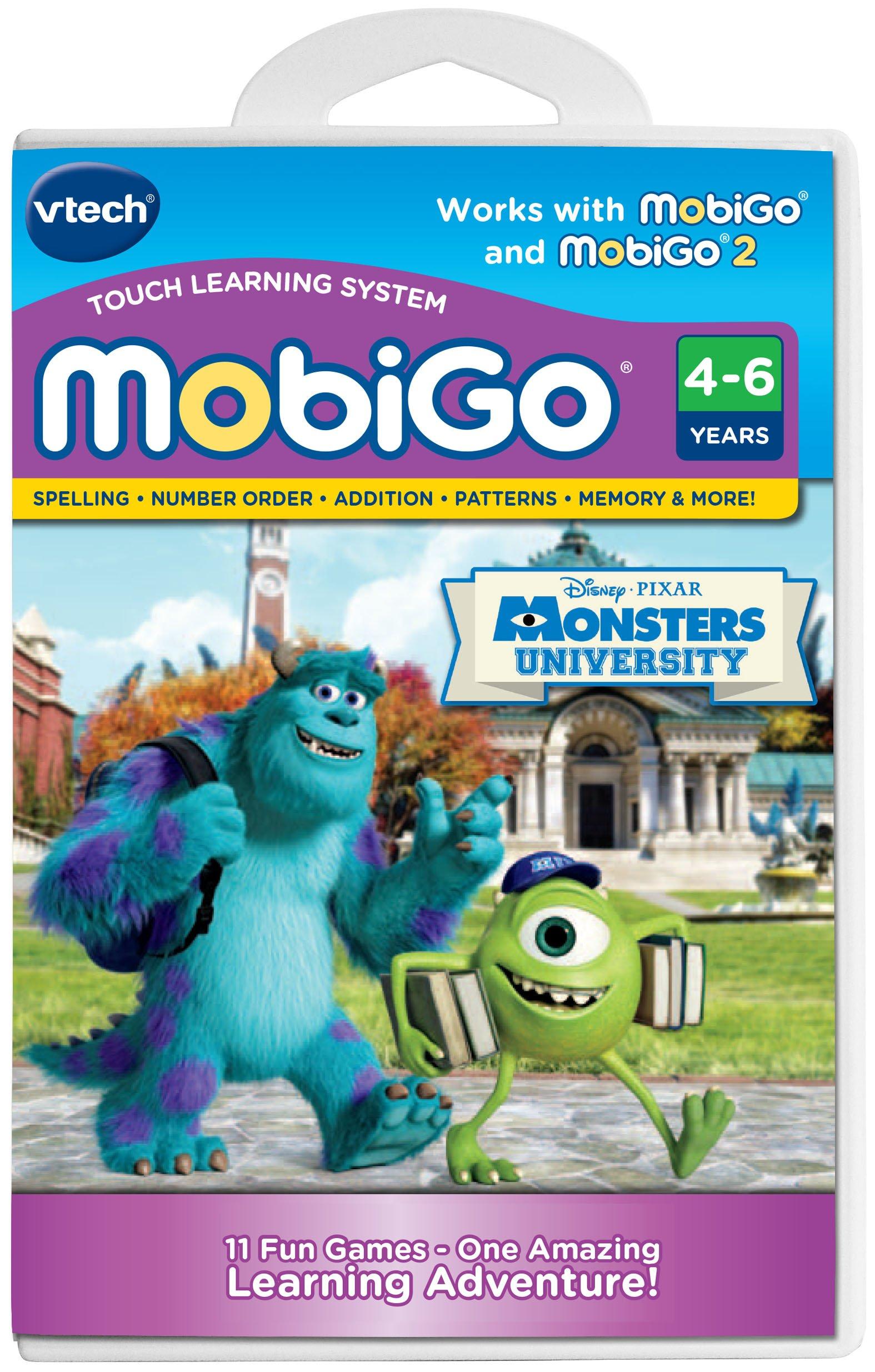 VTech MobiGo Software - Monsters University by VTech (Image #1)