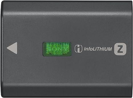 Amazon.com: Sony NPFZ100 Z-series - Batería recargable para ...