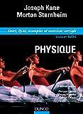 Physique pour les sciences de la vie et de la santé : Cours, QCM et exercices corrigés