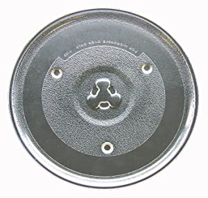"""Emerson Microwave Glass Turntable Plate/Tray 10 1/2"""" #P23"""