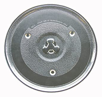 """Review Emerson P23 Microwave Glass Turntable Plate/Tray, 10.5"""" L"""