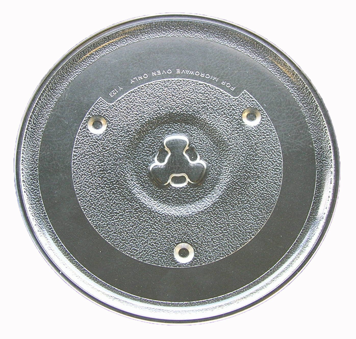 Emerson P23 Microwave Glass Turntable Plate/Tray, 10.5'' L