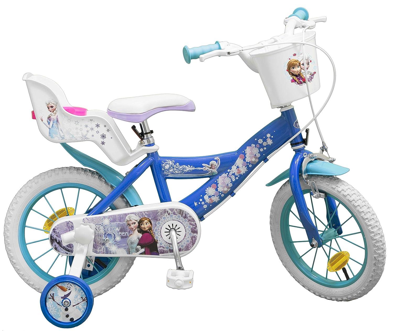 Promoción por tiempo limitado Toimsa – Frozen bicicleta para niños, 682u