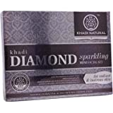 Khadi Natural Diamond Sparkling Mini Facial Kit , 75 g