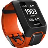 TomTom Adventurer GPS Outdoor Activity Watch with Music and Heart Rate Monitor - Orange