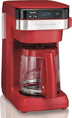 Hamilton Beach 12 Cup Programmable Front Access Coffee Maker 46301
