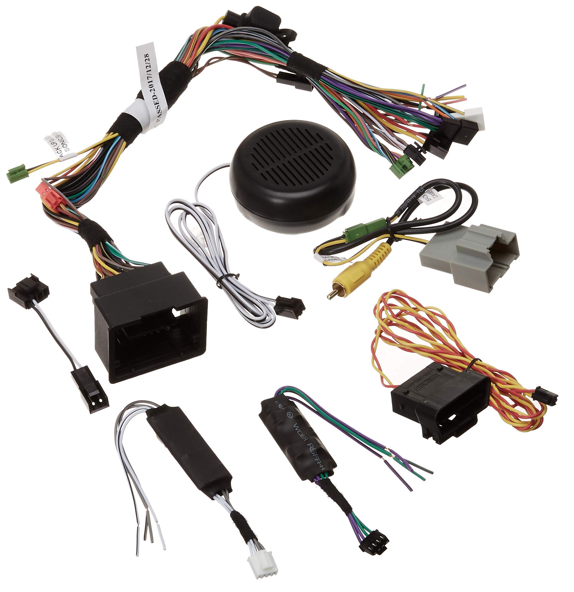 Maestro HRN-RR-GM2 Plug and Play T-Harness for GM2 and GM5 Vehicles, with Speaker by Maestro