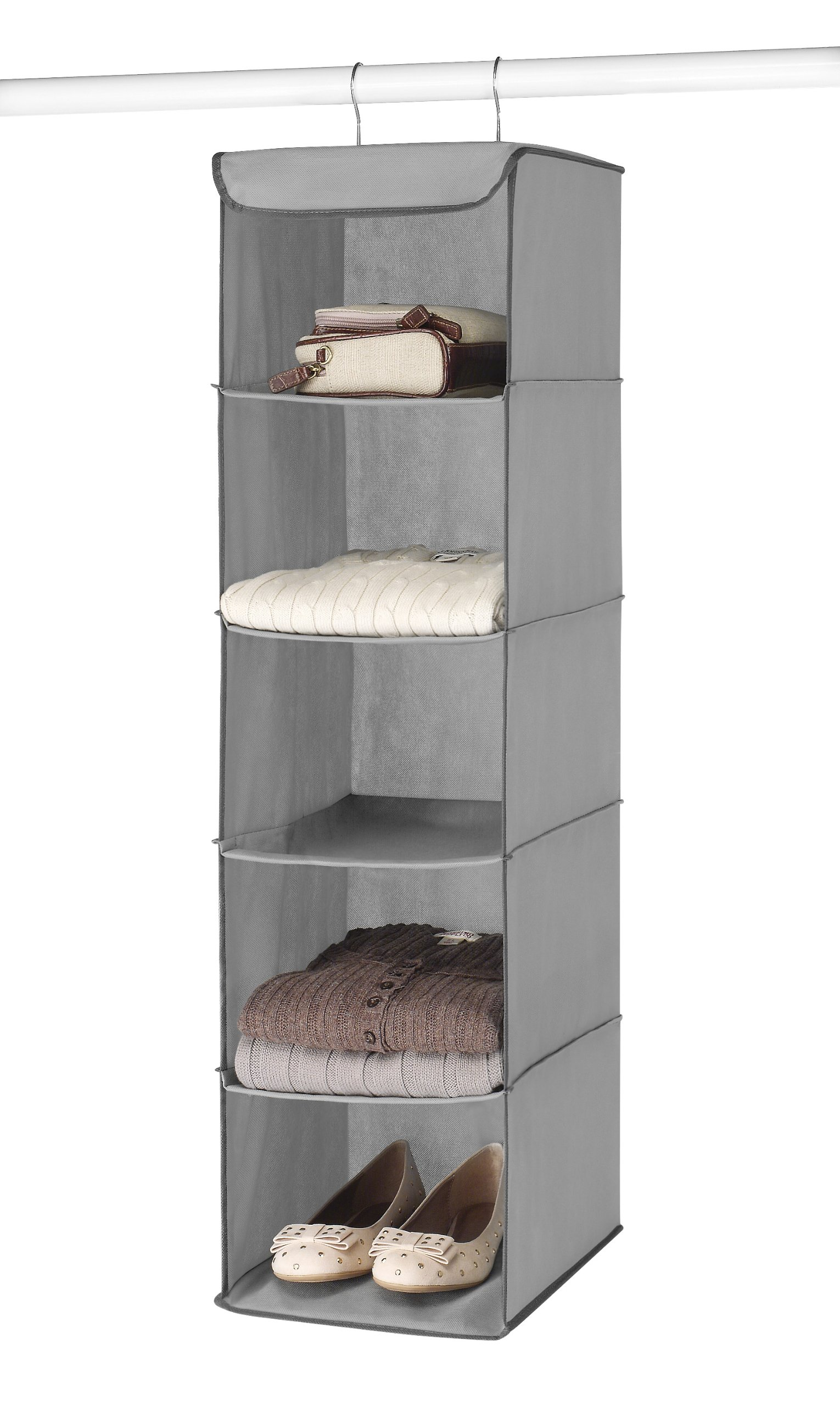 Shelves Hanging Closet Clothes Organizer Shoe Shelf