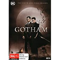 Gotham: Season 5 (DVD)
