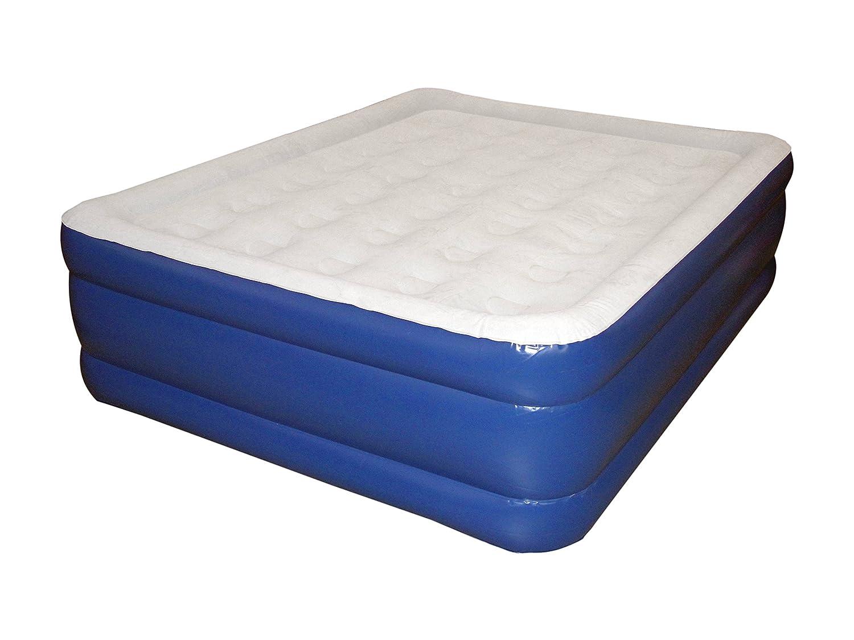 OCamp 1-4103 - Colchón Hinchable Doble (Incluye inflador ...