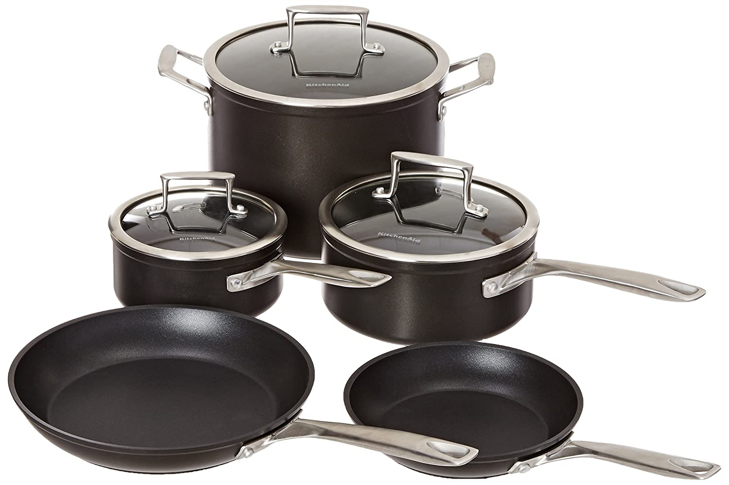10 Best Hard Anodized Cookware Sets For Home Cooks
