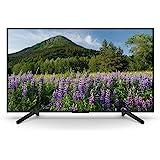 "Sony KD55XF7004, TV Smart da 55"", 4K Ultra HD, High Dynamic Range (HDR), Slim Design, Nero"