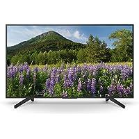 """Sony KD55XF7004BAEP - Smart TV de 55"""" 4K Ultra HD con Soporte de ángulo, Negro Mate"""