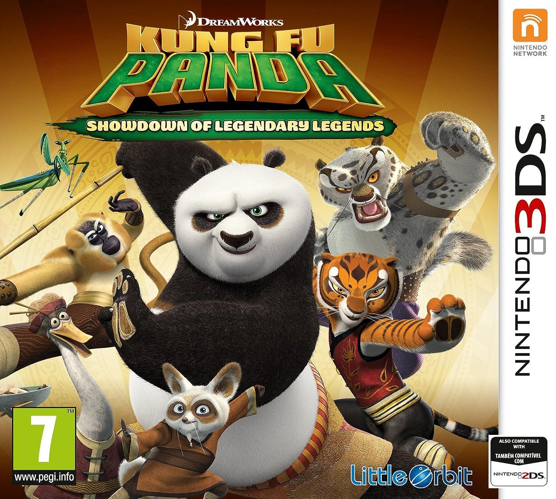 Kung Fu Panda  Showdown of Legendary Legends (Xbox 360)  Amazon.co.uk  PC    Video Games b9b29105d