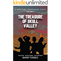 The Treasure of Skull Valley (A Mystery Searchers Book Book 5)