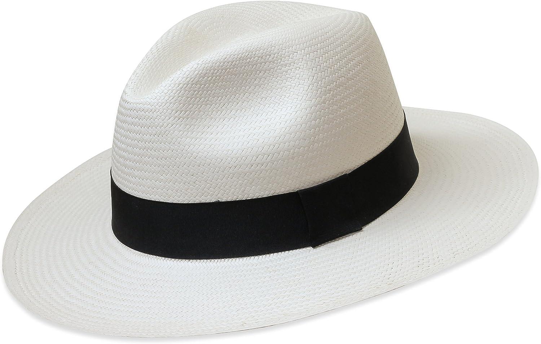 Versione non arrotolabile Vari colori Tumia LAC Cappello Panama Fedora