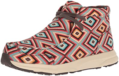 396fd0980e8c5 Ariat - Womens Spitfire Casual Western Shoes: Amazon.co.uk: Shoes & Bags